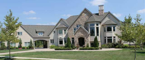 Million Dollar listing in Dublin Ohio