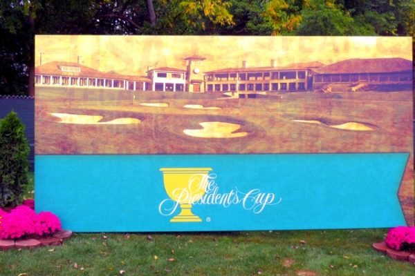 Dublin Hosts the Presidents Cup