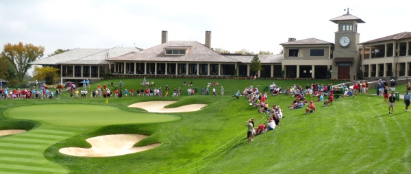 Presidents Cup at Muirfield Village Golf Club Dublin OH