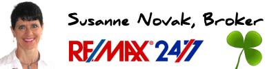 Susanne Novak – Broker/Owner – RE/MAX 24/7 – Dublin OH Real Estate